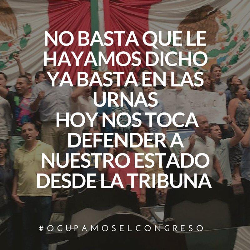 MINORÍA RADICAL así llama @betoborge a los MILES de CIUDADANOS que le dijeron YA BASTA en las urnas y el congreso https://t.co/Pad6UR0rA7