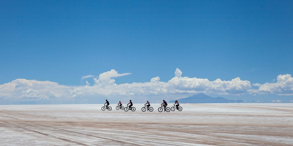 The Best Biking Routes Around The World