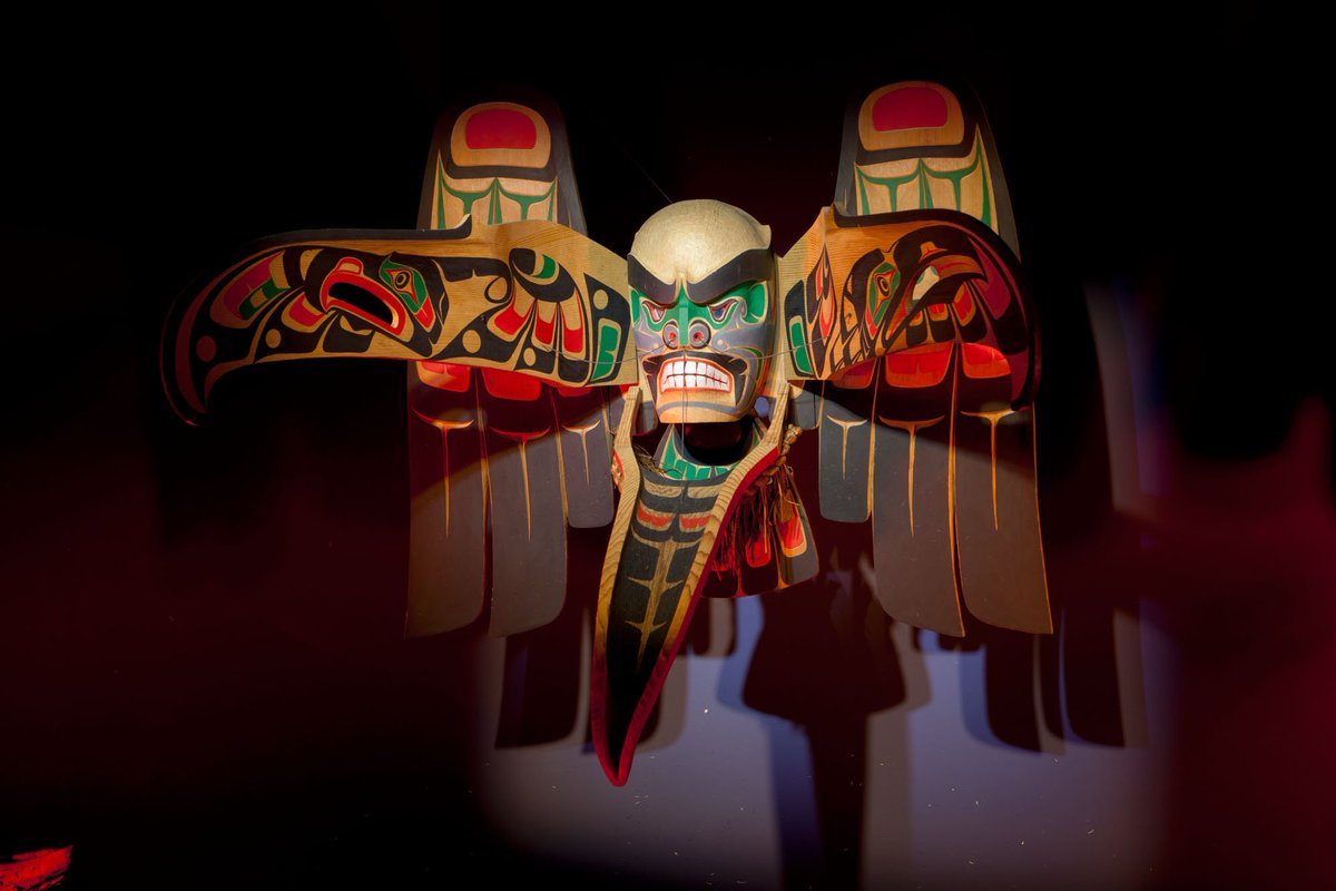 West Coast First Nations art at YVR showcases culture to the world.