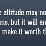 Everything in life is easier and better when YOU decide to have a positive attitude! https://t.co/LDGTKjPCXT #Monday #MondayMotivation