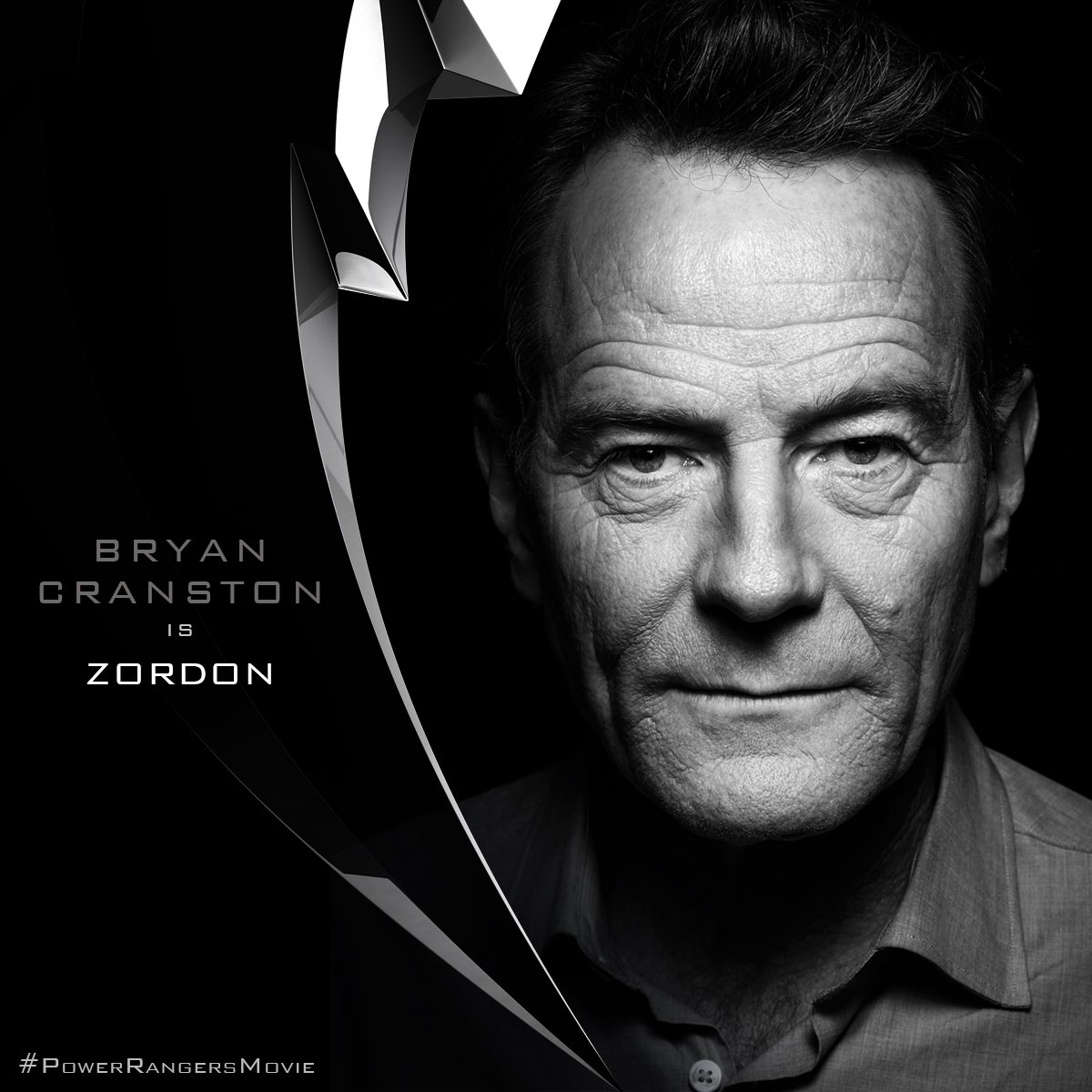 The mighty #Zordon has officially been cast! Please welcome @BryanCranston to the #PowerRangersMovie - coming 2017 https://t.co/b8KoWpuWjD