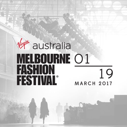 SAVE THE DATE: #VAMFF 2017 will take place 1-19 March, with events across fashion, arts + ideas