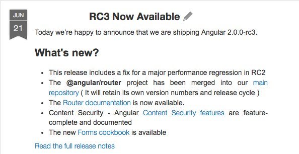 Can it be? Yes, it's RC3! Fixes RC2 performance, better docs for Security, Router, Forms. https://t.co/1LIQHaewY5 https://t.co/FHhwBKTGTy