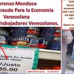 Lorenzo Mendoza Fraude a la economía del país y al pueblo venezolano  https://t.co/MN6FabiRxM