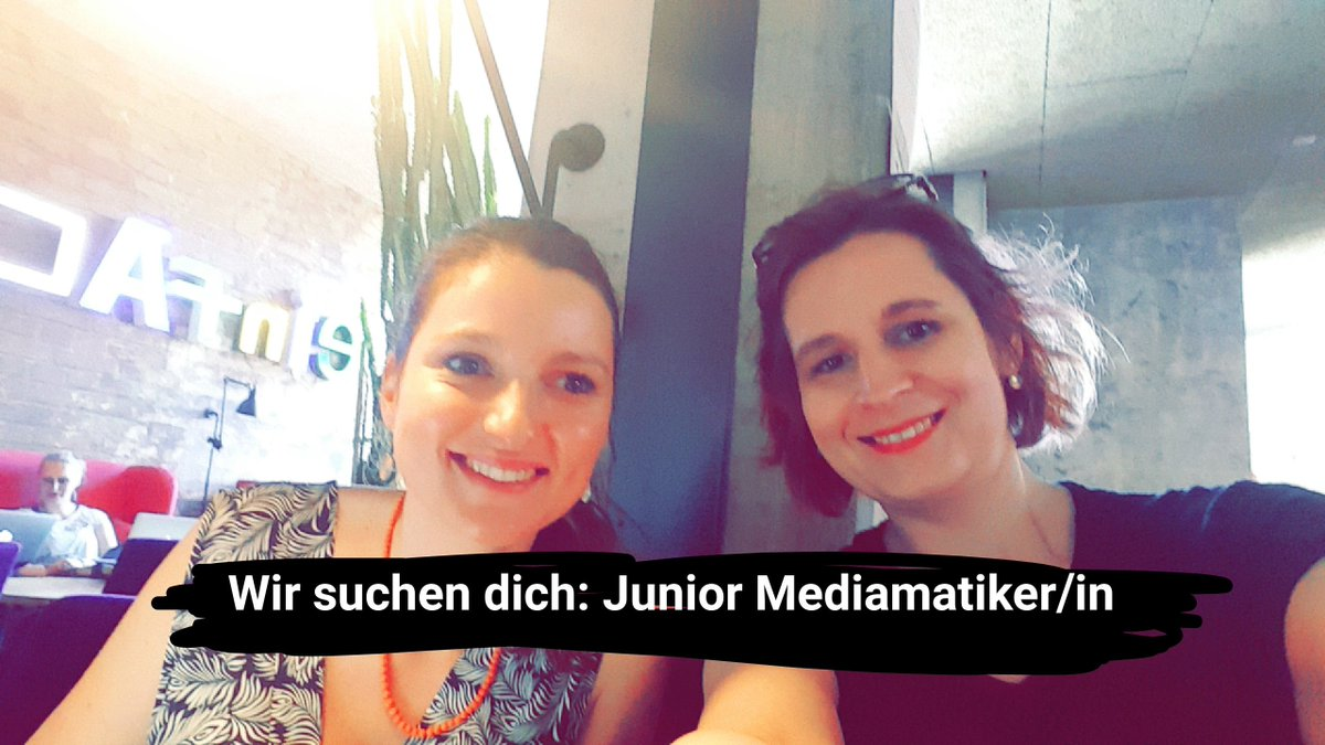 Wir testen was Neues: Bewirb dich über #SNAPCHAT «Junior #Mediamatiker/in Digitales Lernen» https://t.co/IizJDYxXFE https://t.co/GyEtgMHhv8