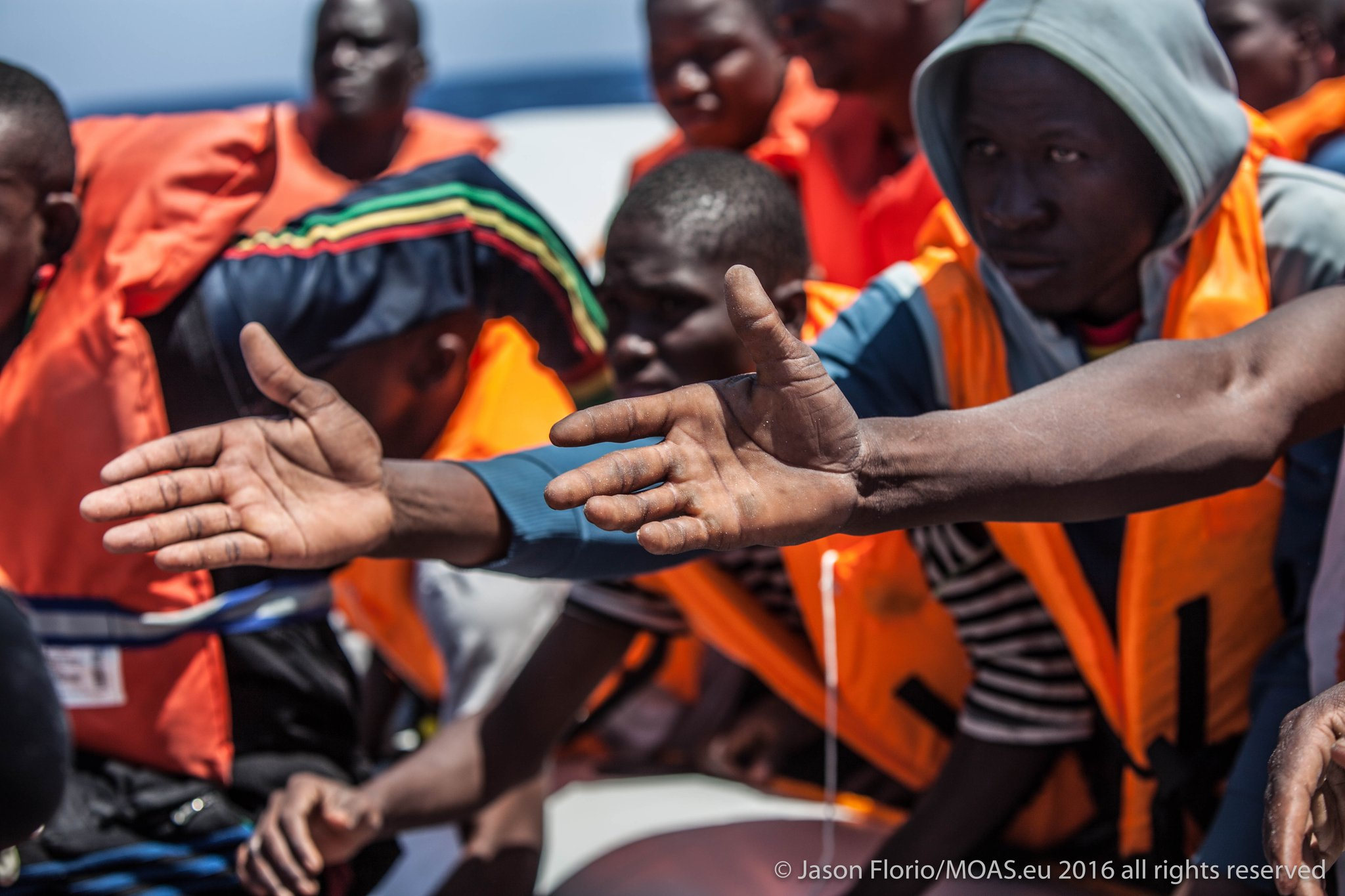 We cannot turn our backs to those most vulnerable; #migrationcrisis is a global #responsibility #WithRefugees https://t.co/1ZrDuzqdR8
