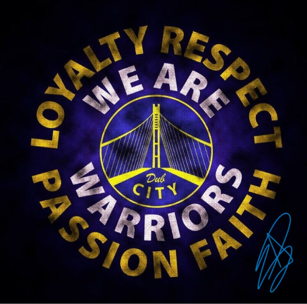 Thank you #DubNation for always been with us!! #Warriors #BeepBeep https://t.co/RUqDWOZO7b