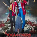 RT @ThePCCLondon: An evening w/ @ThatKevinSmith + @YogaHosers [London Premiere] | Tue 28th June 20:00 | Tix: https://t.co/EIpQSBIRFw https:…