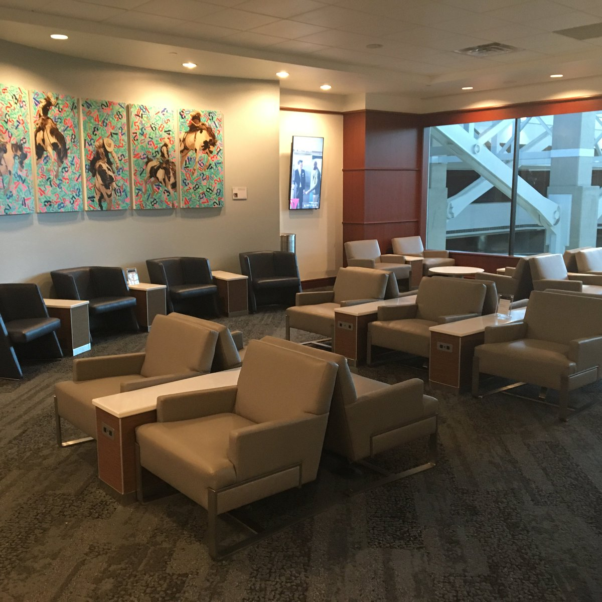 First @Delta Sky Club in Denver underscores market's importance | Delta News Hub