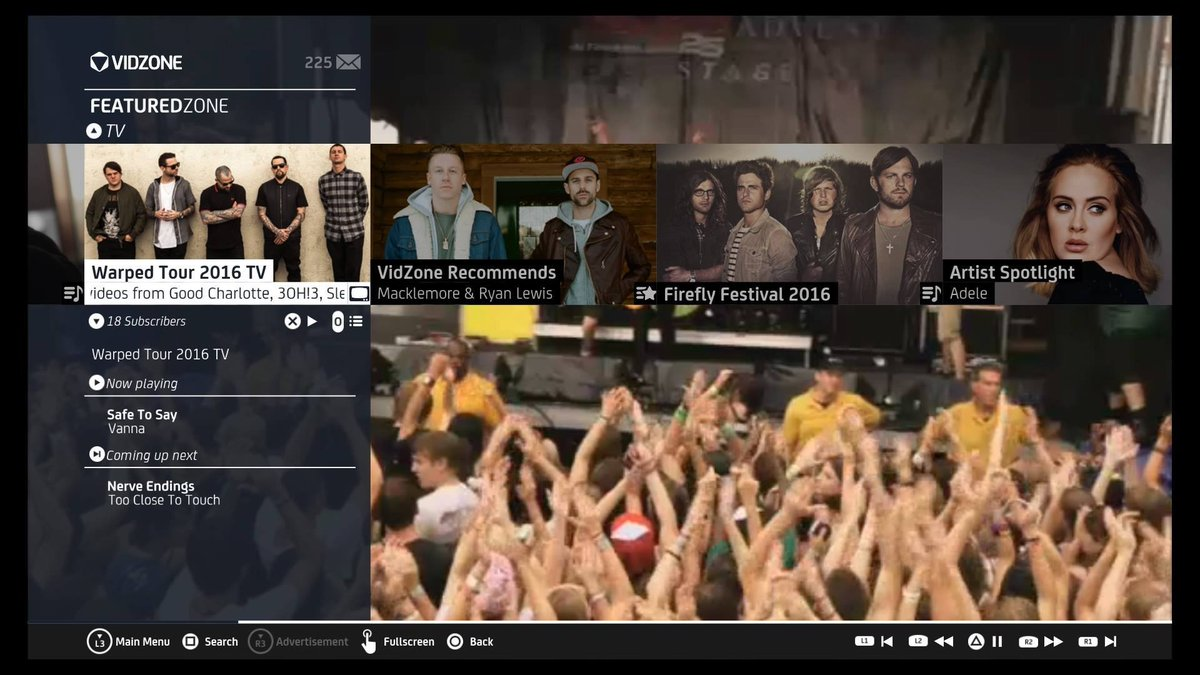 US @VidZone fans! @VansWarpedTour kicks off Friday so get ready with #WarpedTourTV w/ the best bands from the fest