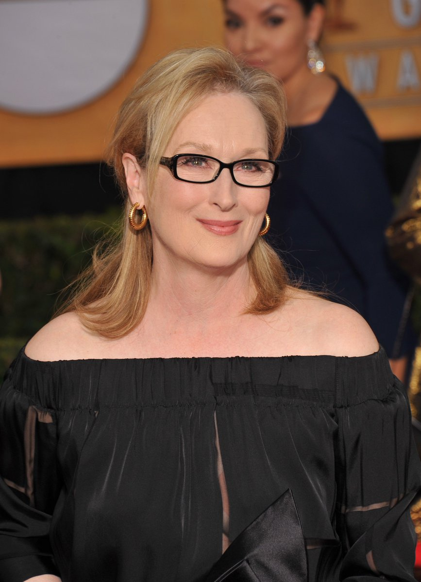 Happy birthday Meryl Streep! Did you know she has 19 Oscar nominations under her belt? More than any other actress! https://t.co/GlgAVKlVvW