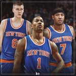 The Knicks have a Big 3. https://t.co/RZmbzJhKai