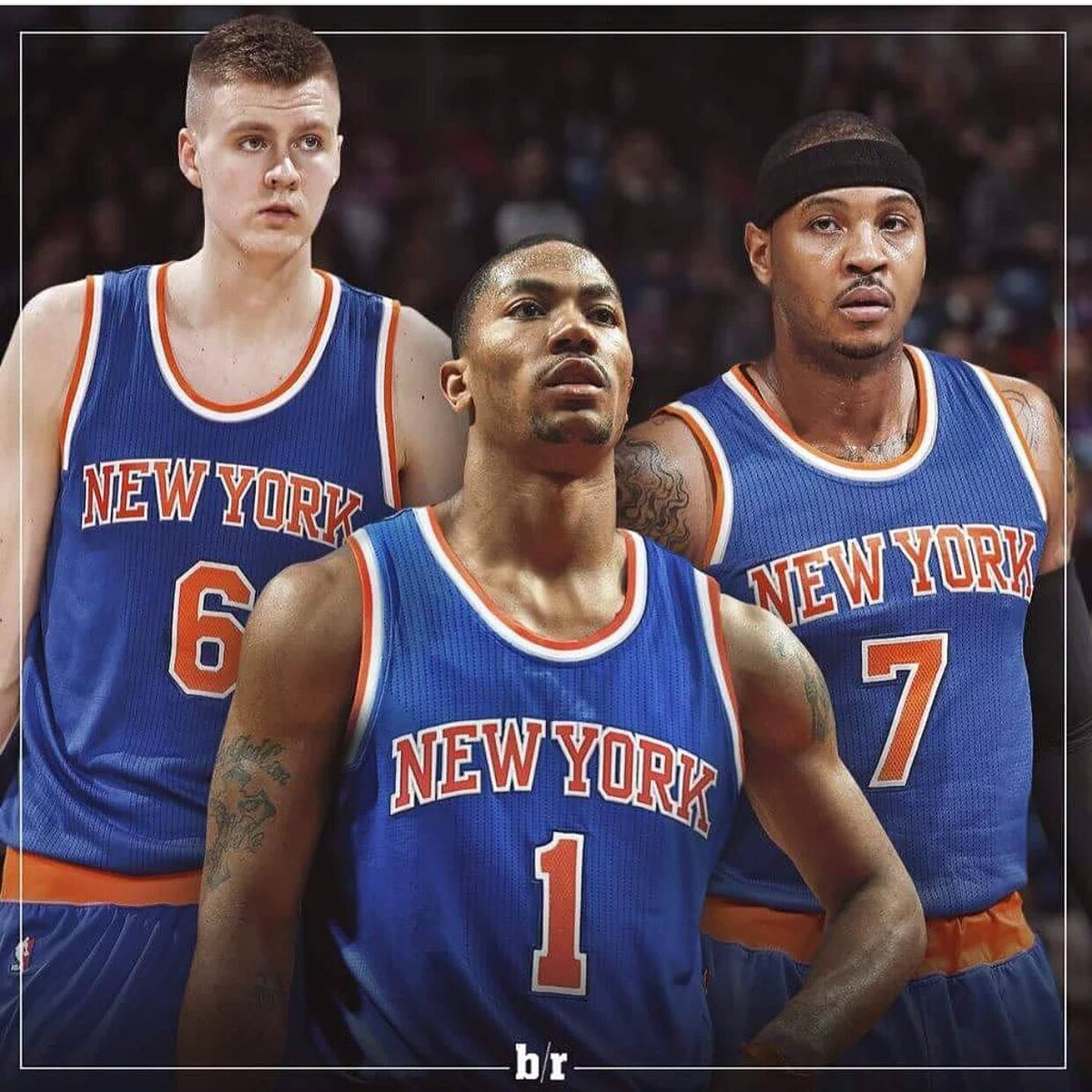The knicks may make a run in the playoffs barring injuries. https://t.co/Cj7SVr4ZWy