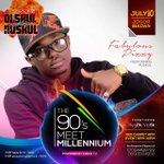 join @fabulouspizzy for #90sMMConcertIbadan on the 10th of July @ Jogor Centre.dont miss this. pls RT https://t.co/sf6GVNznBa