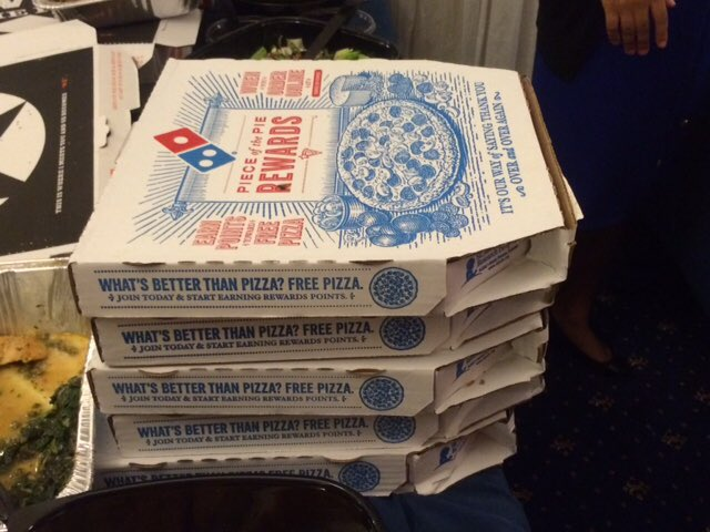 We just received a pizza delivery courtesy of citizens of California. Thank you! #NoBillNoBreak https://t.co/78hkouyoO6