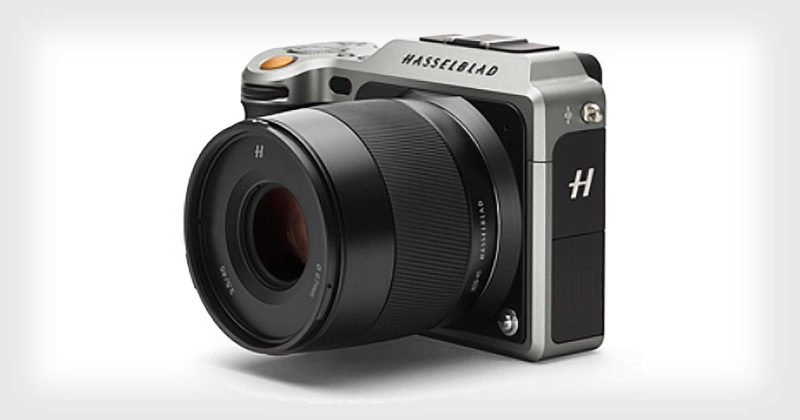 Don't know why I'd need it, but I want it - Hasselblad X1D Medium Format Mirrorless Camera https://t.co/YRu2mrBshZ