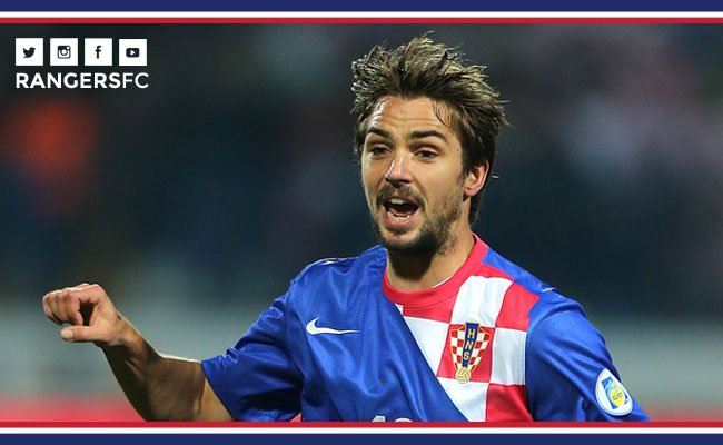 .@RangersFC are today delighted to confirm the signing of Niko Kranjcar: https://t.co/GOIu2qI2hR #GoingFor55 https://t.co/L7MfSiC8vB