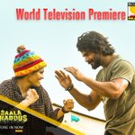 RT @SonyMAX: Tune in Now and be a part of the World Television premiere of #SaalaKhadoos starring  @ActorMadhavan & #RitikaSingh https://t.…