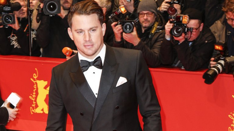 Channing Tatum producing 'Miami Vice'-inspired Romanian cop show spoof called 'Iron Fisting'