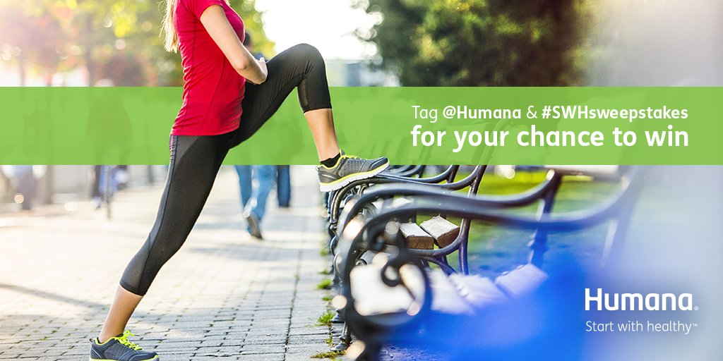 I #StartWithHealthy by walking each day, and you?  @Humana, #SWHSweepstakes #ad https://t.co/YtVtmyEO0J https://t.co/2Oln5Gu0p3