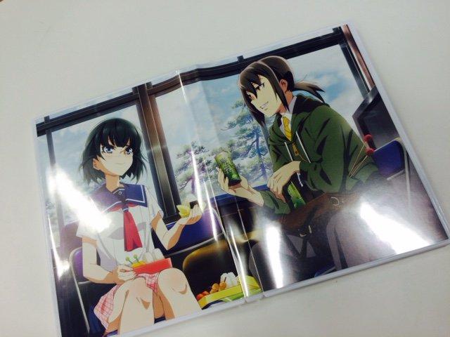 「ハルチカ~ハルタとチカは青春する~」BD&DVD4巻明日発売♪外箱はなまにくATKさんによる芹澤さんとカイユ、