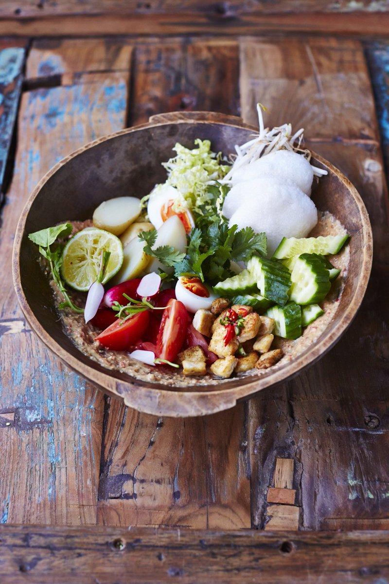 This gorgeous gado-gado recipe is a real winner - beautiful! https://t.co/BmK1I92gqR #RecipeOfTheDay https://t.co/dgTBLeZuNY