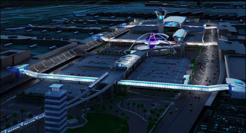 RT @e_russell: Rendering of future APM @flyLAXairport. 4 car trains? JFK doesn't have those!