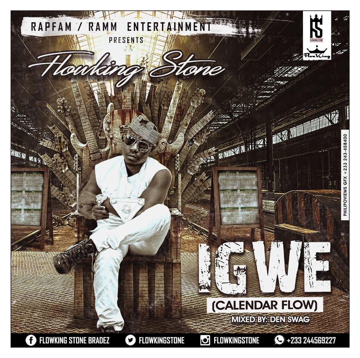 #igwe dropping on Friday. https://t.co/kRIy3AlPOn