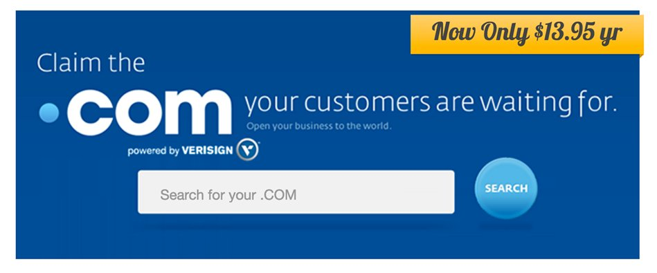 Get your .COM & .NET to match your #brand before someone else does! https://t.co/pRNN2bozi8 @VERISIGN https://t.co/JNblrgHRSt