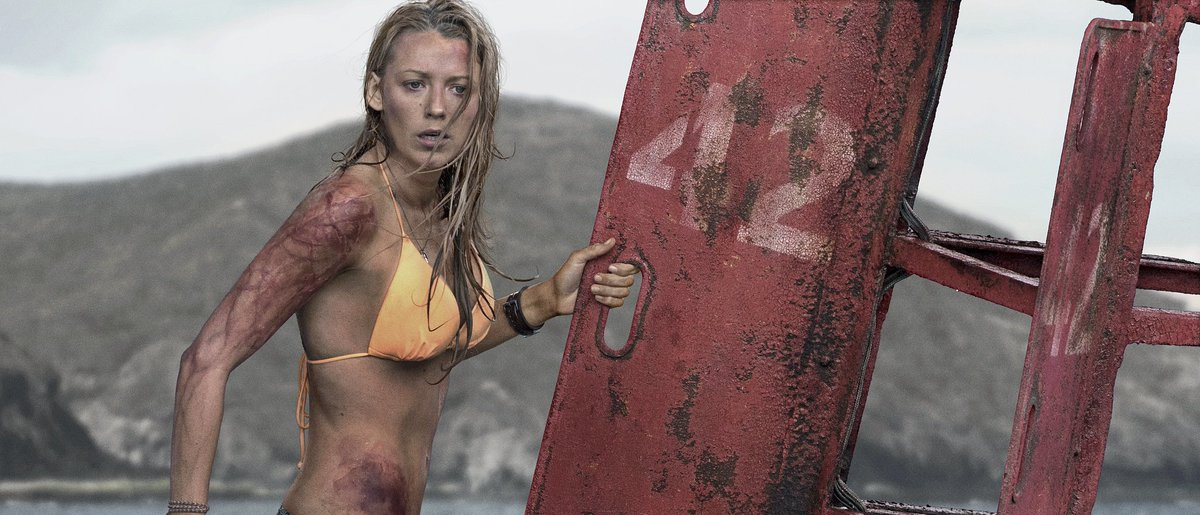 Our review of Blake Lively's shark thriller 'The Shallows'