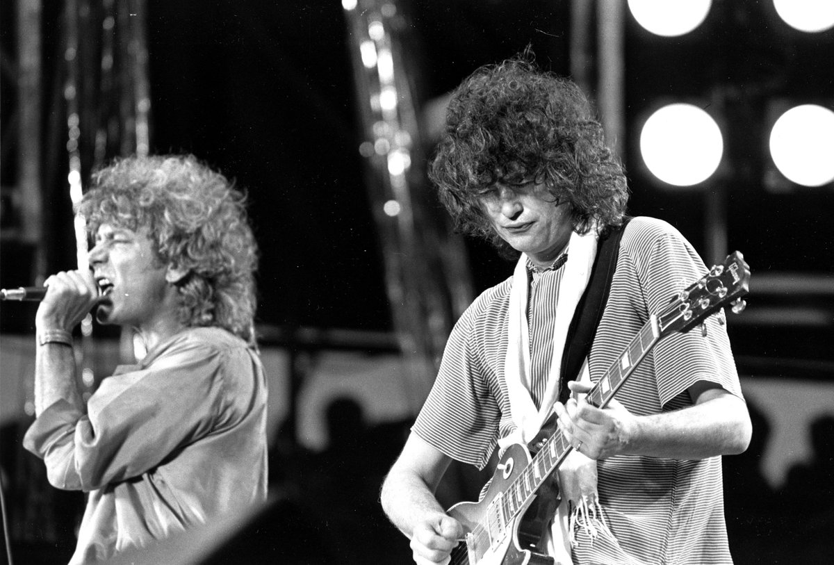 #LedZeppelin didn't plagiarize 'Stairway to Heaven,' jury finds. But ooh, it really makes me wonder... https://t.co/61wyWwl9Yz