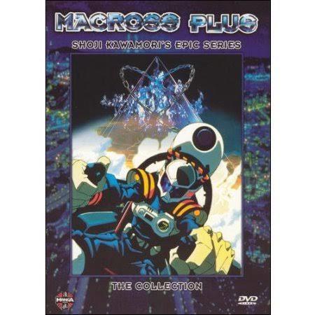 Macross Plus - The Collection [DVD] $6.49 https://t.co/4fcgL6uuVy https://t.co/e8yJJH5Yhg