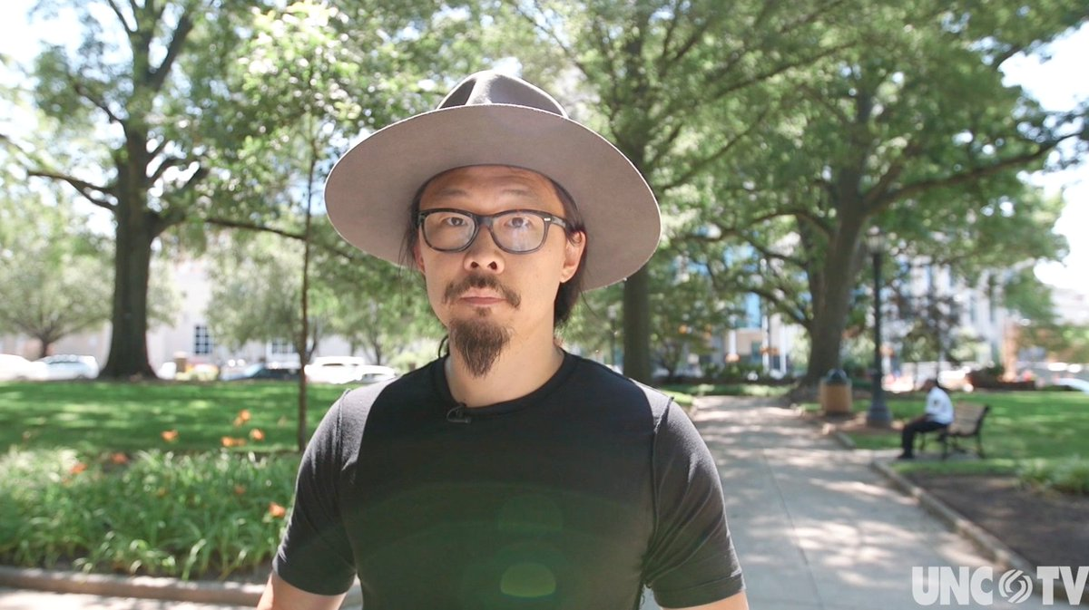 Meet @joekwon80 the cellist for #NorthCarolina-grown band @theavettbros