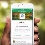 RT @verge: Nextdoor — a private, localized social network — is now in over 100,000 US neighborhoods https://t.co/DKtY09Fky1 https://t.co/DX…