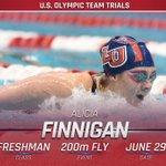 🚨 OLYMPICS ALERT! 🚨  @LUSwimDive freshman Alicia Finnigan qualified for the U.S. Olympic Team Trials! 🔥🔥🔥 #GoFlames https://t.co/Kydj0CbCc9