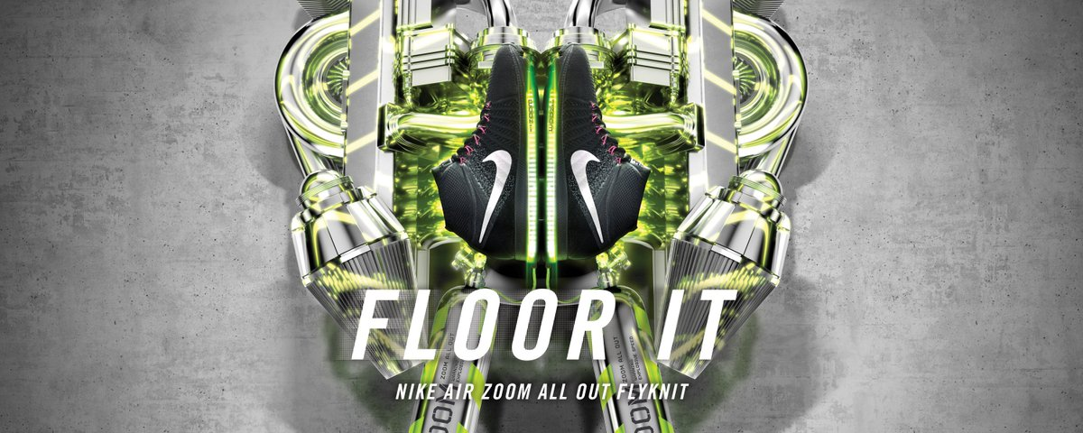 Nike Zoom All Out Flyknit – the new name for speed. Available now online https://t.co/9mqSSkYfwj https://t.co/fLly1mf8Ep