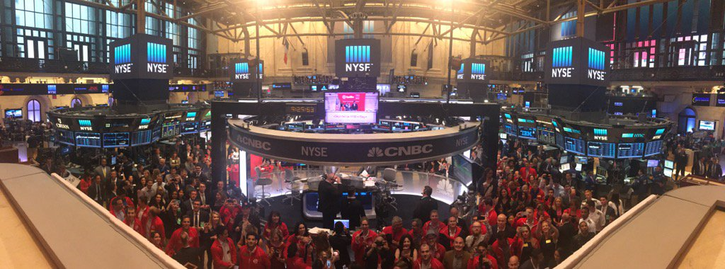 So proud to work with such a great team and the most amazing customers at Twilio. #onward https://t.co/GyGBFStKC8