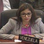 Y así se burlaron de la ignorancia diplomática de Delcy Rodríguez en la #OEA https://t.co/QWjQC82dKU https://t.co/1kbIO9kZCh