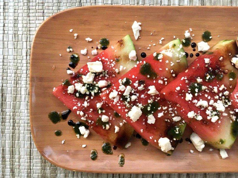 Florida Watermelon Slices w/Balsamic Syrup Mint Oil & Feta Cheese https://t.co/3oRlgWlPQK #FreshFromFlorida #IC #ad https://t.co/23yw5kwl62