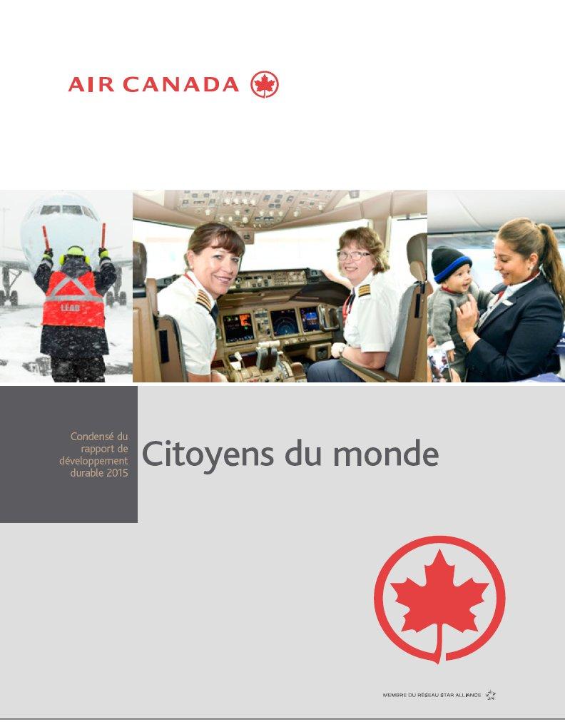 Citoyens du monde : Notre 5e rapport sur sécurité, environnement, employés et communauté