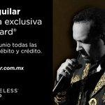 RT @MasterCardMex: Se el primero en tener tus boletos para el concierto de @PepeAguilar con #MasterCard. 27 de agosto en @AuditorioMx https…