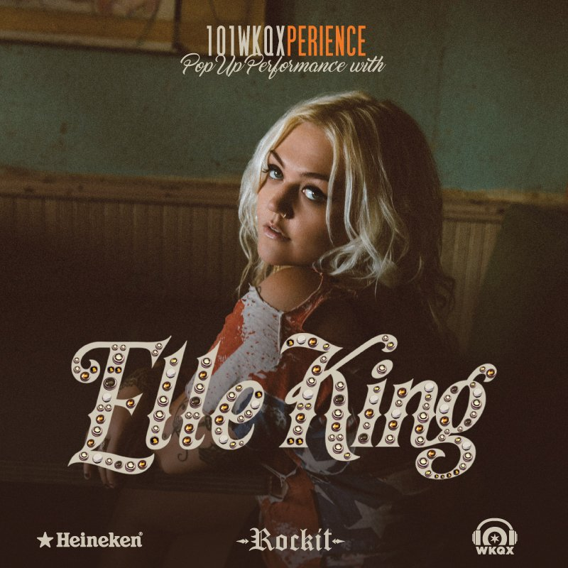 Win tickets to an exclusive live performance by Singer/Songwriter, Elle King on July 9! RT & Follow to win. https://t.co/UHrZBC6h7P