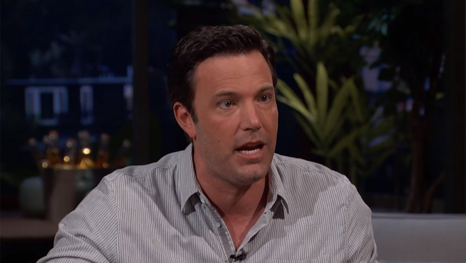 Ben Affleck says he could have spared a few F-bombs on AnyGivenWednesday with @BillSimmons