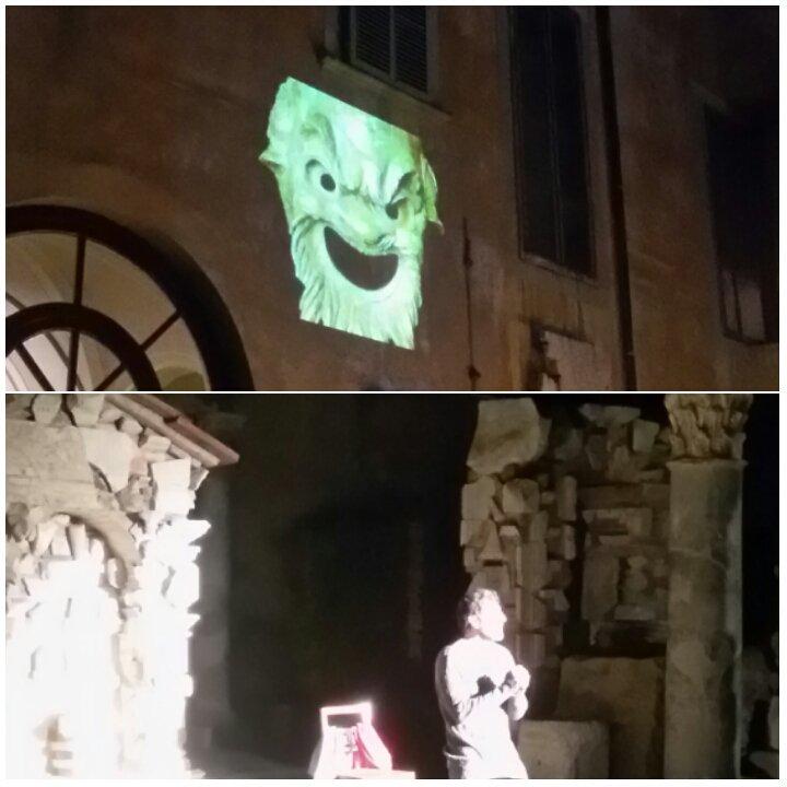 Si va in scena al MAF con @ciurmastorta per #archeologianarrante con lo spettacolo Addio Nuvole @estatefi https://t.co/fnFZxR2V4Y