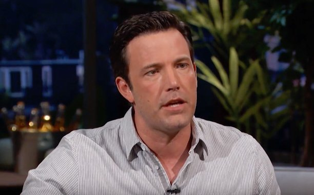 Ben Affleck says his rant about Deflategate was