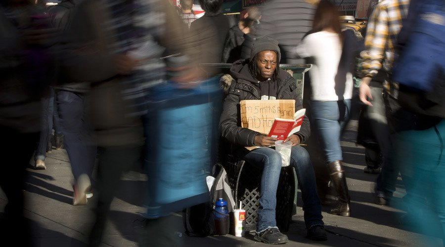 IMF warns United States about high poverty rates