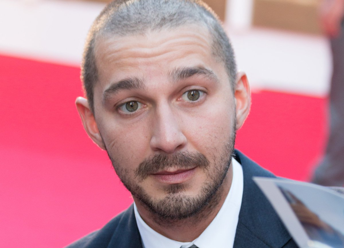Actor Shia LaBeouf is hitchhiking in Southcentral Alaska for art. Right now. https://t.co/0r9wurvRpw https://t.co/oJ019Fpwi0