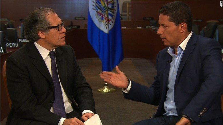 """.@Almagro_OEA2015: """"Referendo revocatorio pertenece a la gente"""" — @soyfdelrincon #concluOEA https://t.co/WimZ8Gk1xI https://t.co/zFWTCNxu0C"""