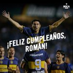 ¡Feliz cumpleaños, Román! https://t.co/pH3iF7WzLw