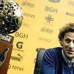 Es mi primera y última temporada en el fútbol uruguayo y es un placer ser campeón de Uruguay https://t.co/H2NsrpCz2x https://t.co/P403RudX2l